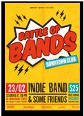 Indie Week Flyer/Poster - 20