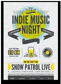 Indie Week Flyer/Poster - 21