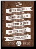 Indie Week Flyer/Poster - 24