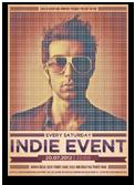 Indie Week Flyer/Poster - 39