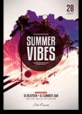Summer Vibes Flyer