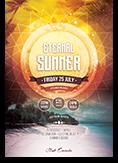 Eternal Summer Flyer