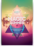 Magic Summer Flyer