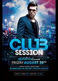 Club Session Flyer
