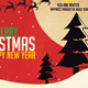 Christmas Party Flyer Template - 1