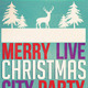 Christmas Party Flyer Template - 5