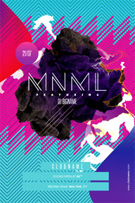 Colourful Party Promotional Flyer Template - 42