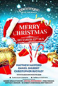 Christmas Flyer - 5