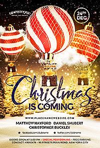 Christmas Flyer - 21