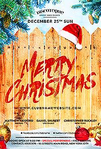Christmas Flyer - 23