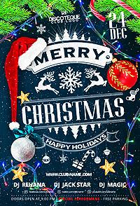 Christmas Flyer - 33