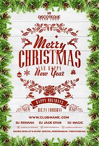Christmas Flyer - 30