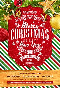 Christmas Flyer - 40