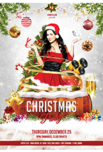 Christmas Flyer - 50